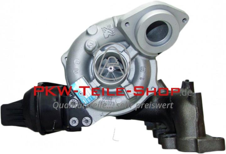 Turbolader Audi - Seat - Skoda - VW - 2.0 TDI inkl. Dichtungen