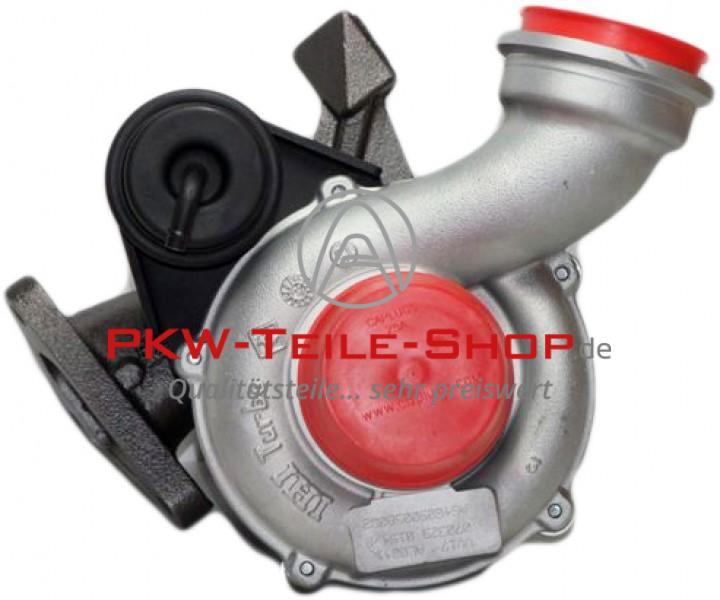 Turbolader MB Sprinter 209 309 509 CDI