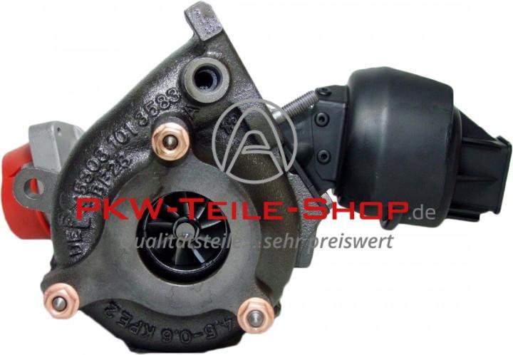Turbolader Audi 2.0 TDI 125KW
