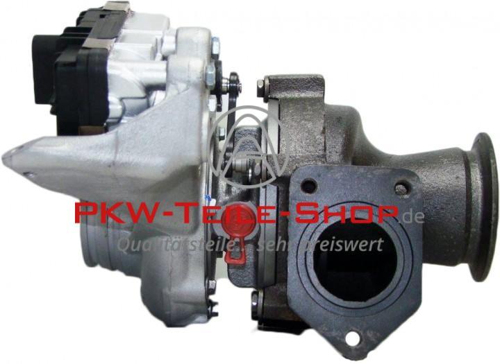 Turbolader BMW 3 - 5 - X3 2.0d