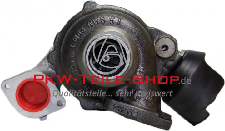 Turbolader Ford Citroen Peugeot Volvo 1.6 HDI