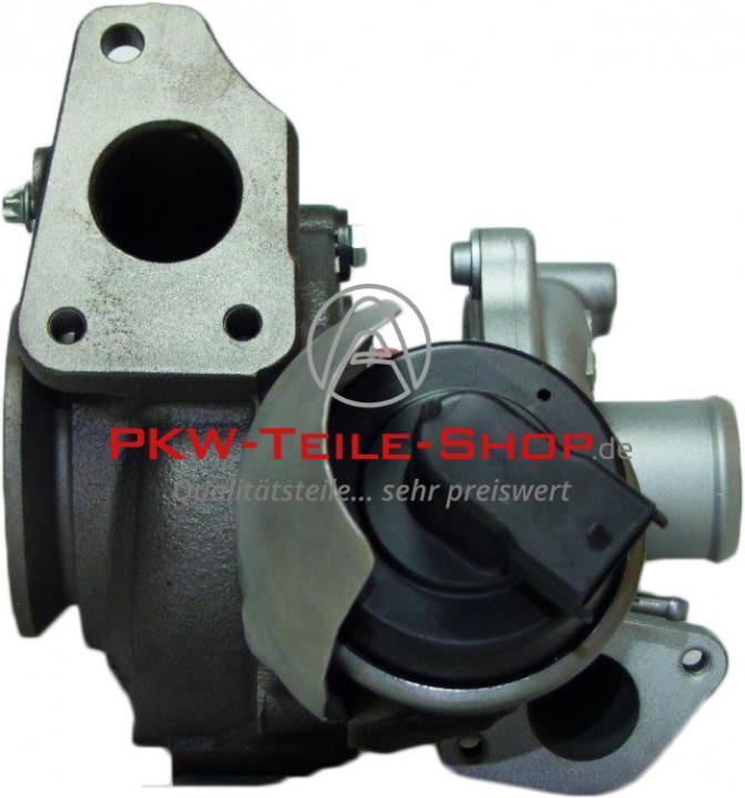 Turbolader Fiat 500 1.3D Multijet