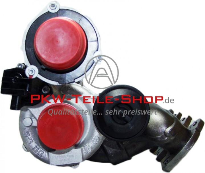 Turbolader MB W204/W212 200/250 CGI 07.09-