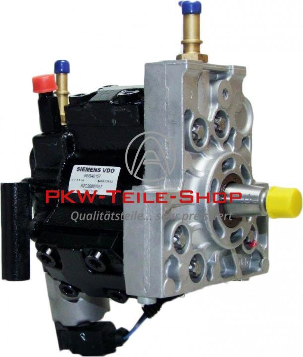 Hochdruckpumpe CITROEN C6 - JAGUAR S-TYPE - PEUGEOT 407/607 - 2.7 HDi