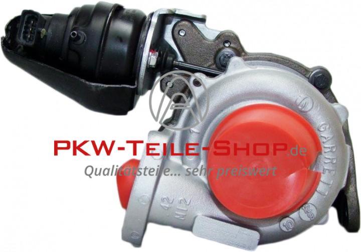 Turbolader Opel Astra Corsa Meriva Mokka 1.7 CDTI