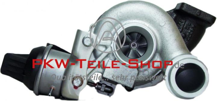 Turbolader VW Crafter 2.5 TDI 04.06- 100/120 kW