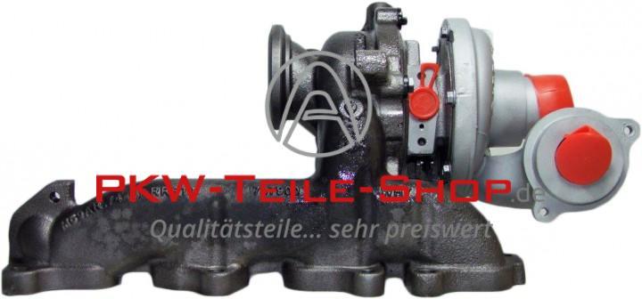 Turbolader VW Amarok - Crafter 2.0 TDI