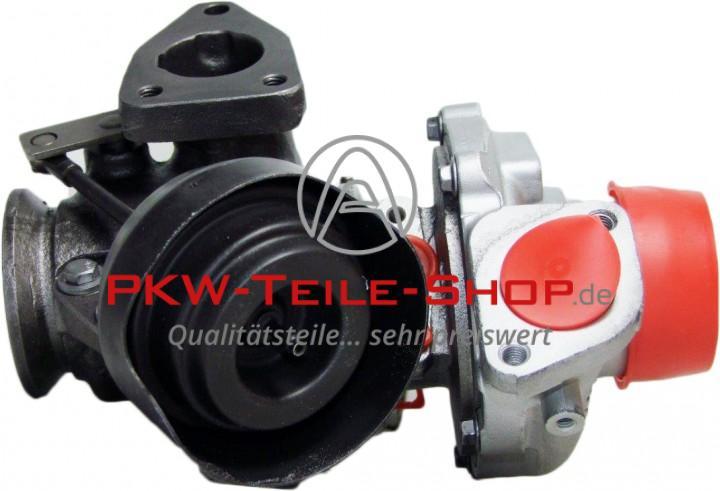 Turbolader Opel Insignia Zafira 2.0 CDTI