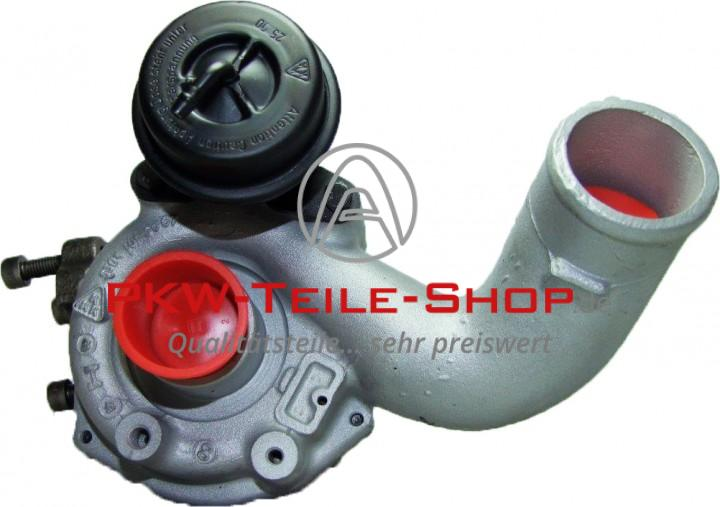 Turbolader Turbo Audi 2.7 Benzin