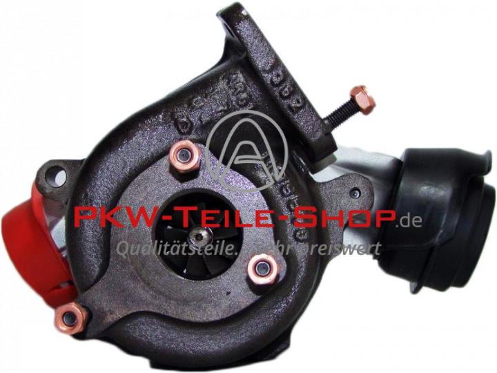 Turbolader Audi A4 A6 2.0 TDI VW Passat 2.0 TDI inkl. Dichtungen
