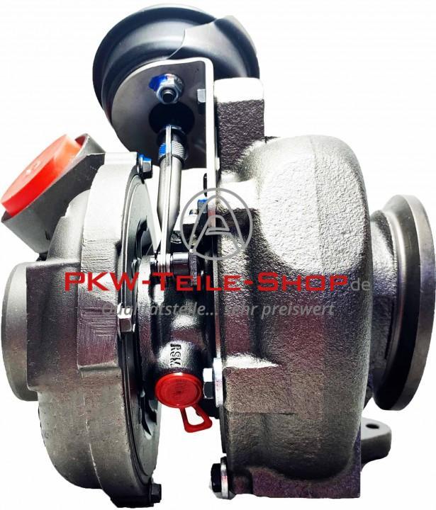Turbolader Mercedes ML 270 CDI E 270 CDI