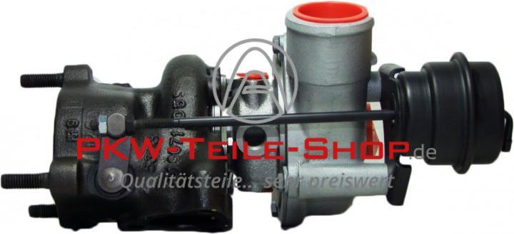Turbolader VW Sharan - Seat Alhambra 1.8 20V