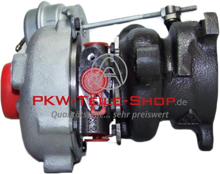Turbolader AUDI TT 1.8 T