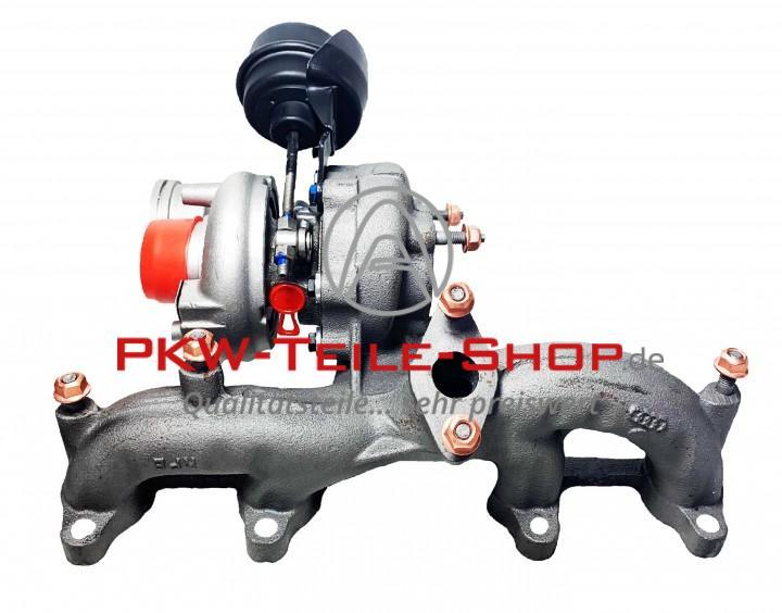 Turbolader Skoda Fabia 1.9 TDI Seat Ibiza 1.9 TDI
