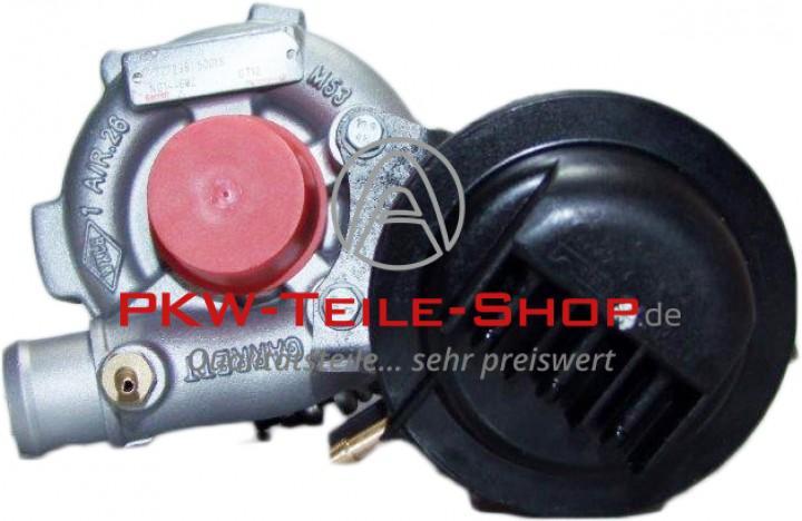 Turbolader Smart 0.6 0.7 3. Generation