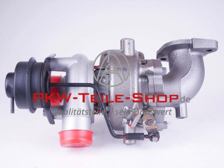 Turbolader Pajero L200 2.5