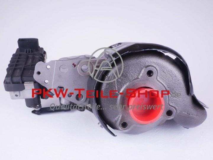 Turbolader VW Touareg 5.0 V10 TDI