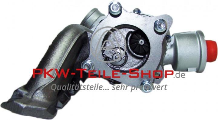 Turbolader Audi A4 A6 2.0 TFSI - Seat Exeo