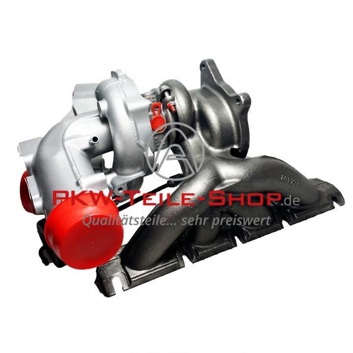 Turbolader AUDI VW SEAT SKODA 2.0 TFSI RS inkl. Dichtungen