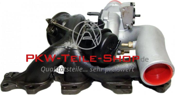 Turbolader Opel Astra H HTC 2.0 Turbo