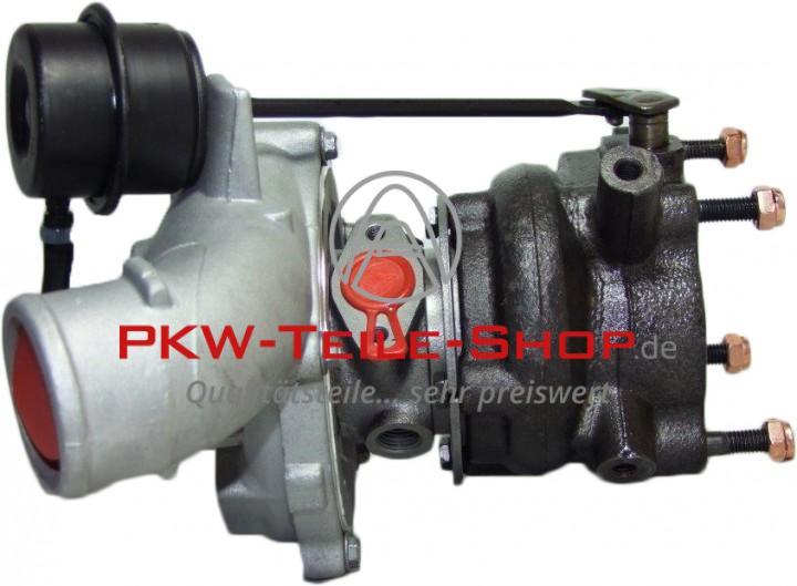 Turbolader Hyundai Kia 2.5 CRDi