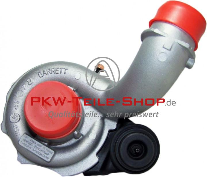 Turbolader Opel Vivaro Renault Reafic 2.5 DTi dCi