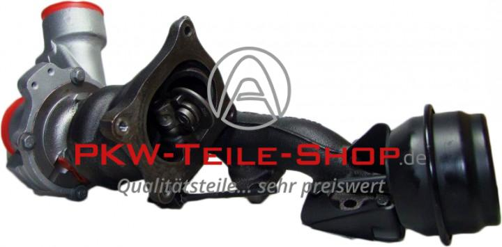 Turbolader Mercedes Sprinter 215 315 515 CDI 150PS