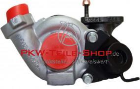 Turbolader Citroen Peugeot Fiat Ford 1.6 HDI TDCI 66 KW