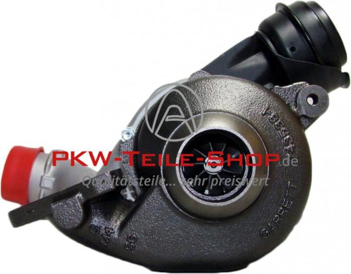 Turbolader Renault Espace Laguna 2.2 dCi