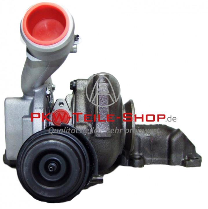 Turbolader Fiat 1.9 D Multijet