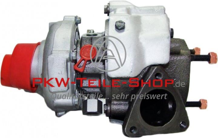 Turbolader Audi Q7 4.2 TDI LI