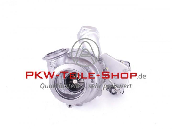 Turbolader BMW 325d 330d E90 E92