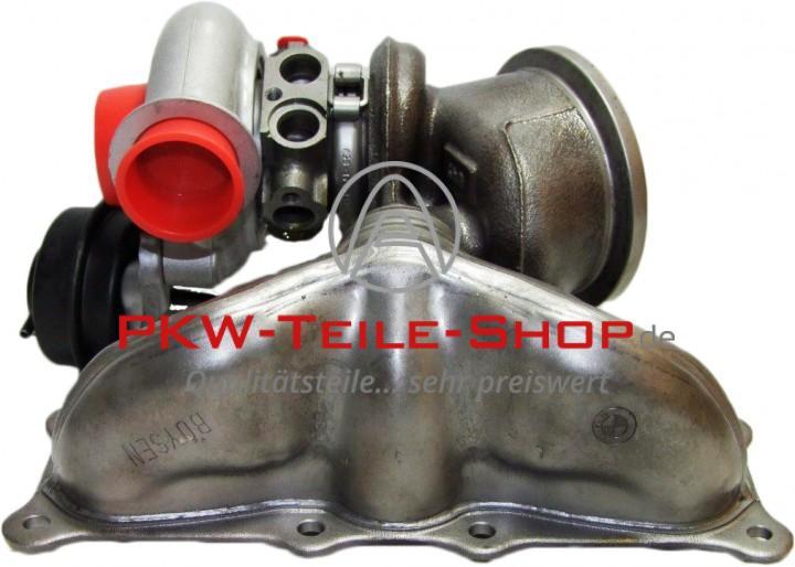 Turbolader BMW 135i 335i Z4 35i vorne Zilinder 1-3
