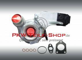 Turbolader BMW E81 E87 120d E91 E91 320d 520d X3 2.0d inkl. Dichtungen