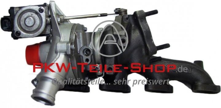 Turbolader VW Golf 1.2 TFSI TSI Skoda Fabia 1.2 TFSI inkl. Dichtungen