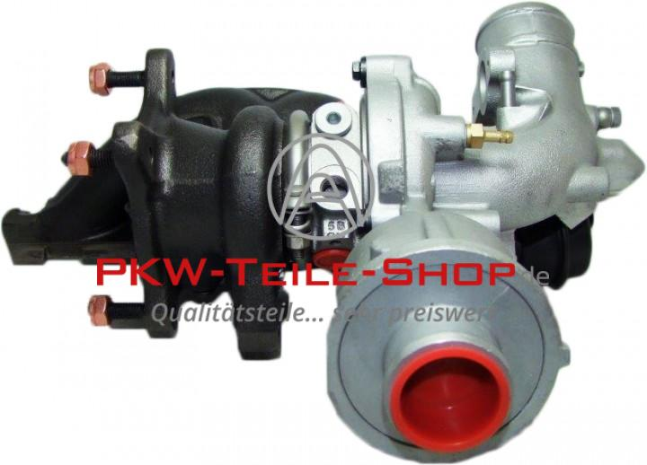 Turbolader Audi A4 A5 Seat Exeo 1.8 TFSI