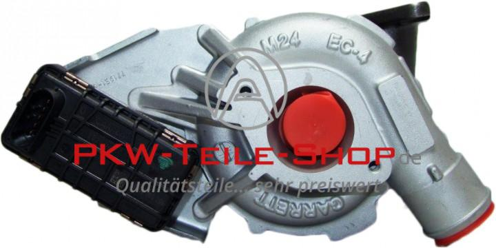 Turbolader Ford Transit 2.4 TDCi