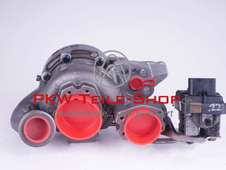 Turbolader VW Touareg 5.0 V10 TDI rechts