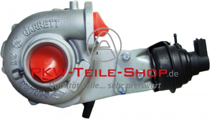 Turbolader Alfa Fiat 2.0JTDM