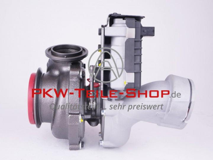 Turbolader BMW X3 3.0d 160KW