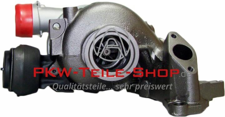 Turbolader Saab 9-5 1.9 TiD