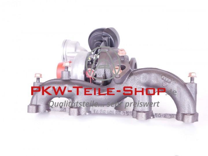 Turbolader VW T5 1.9 TDI 77 KW
