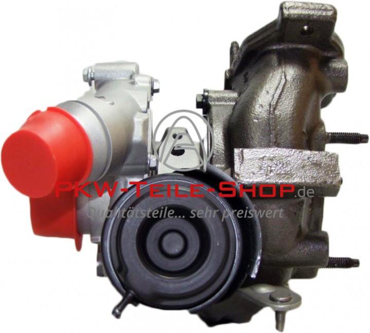 Turbolader Nissan Qashqai 2.0 dCi