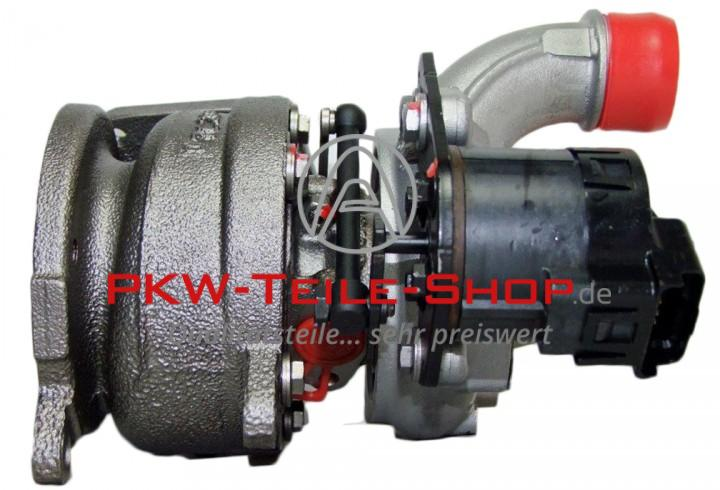 Turbolader Landrover Range Rover Sport 3.6 D - links