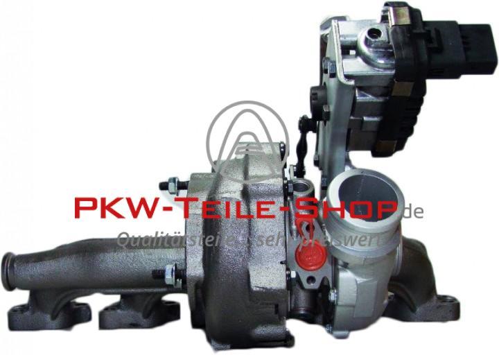 Turbolader Volvo V50 V70 S60 XC60 XC70 2.4 Tdi D5