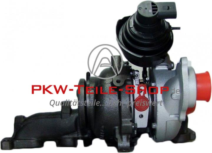 Turbolader VW T5 2.0 TDI