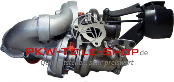 Turbolader Mercedes C E S Klasse 220 250 CDI