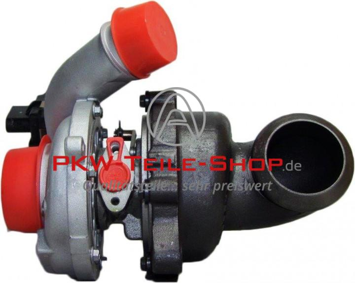 Turbolader Ford Mondeo Galaxy 2.2 TDCi 129kW