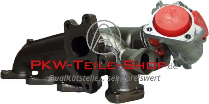 Turbolader BMW 123d X1 23d KL