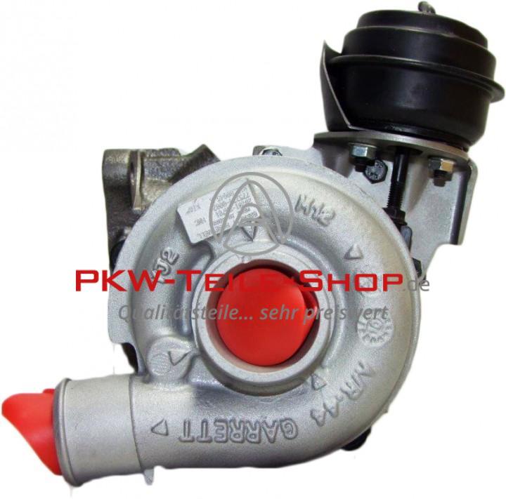 Turbolader Turbolader Hyundai i20 i30 CEE´D Venga Soul 1.6